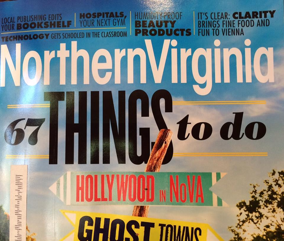 Northern Virginia Magazine Article